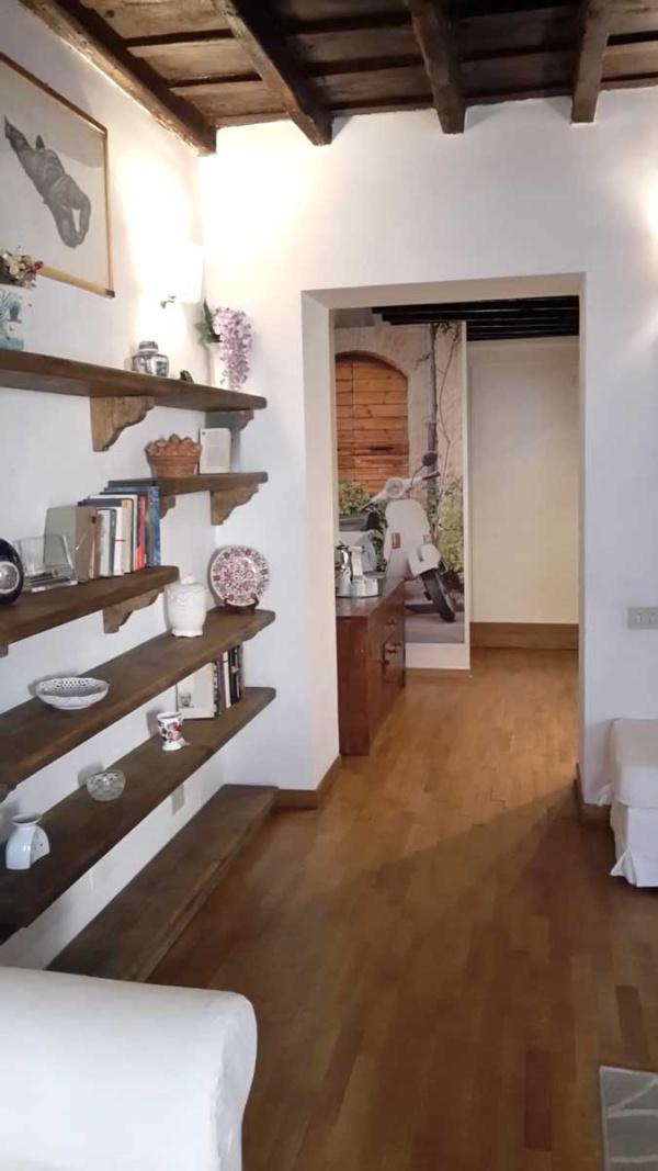 Appartamento Trastevere-ingresso