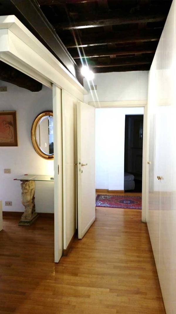 Appartamento Trastevere-corridoio